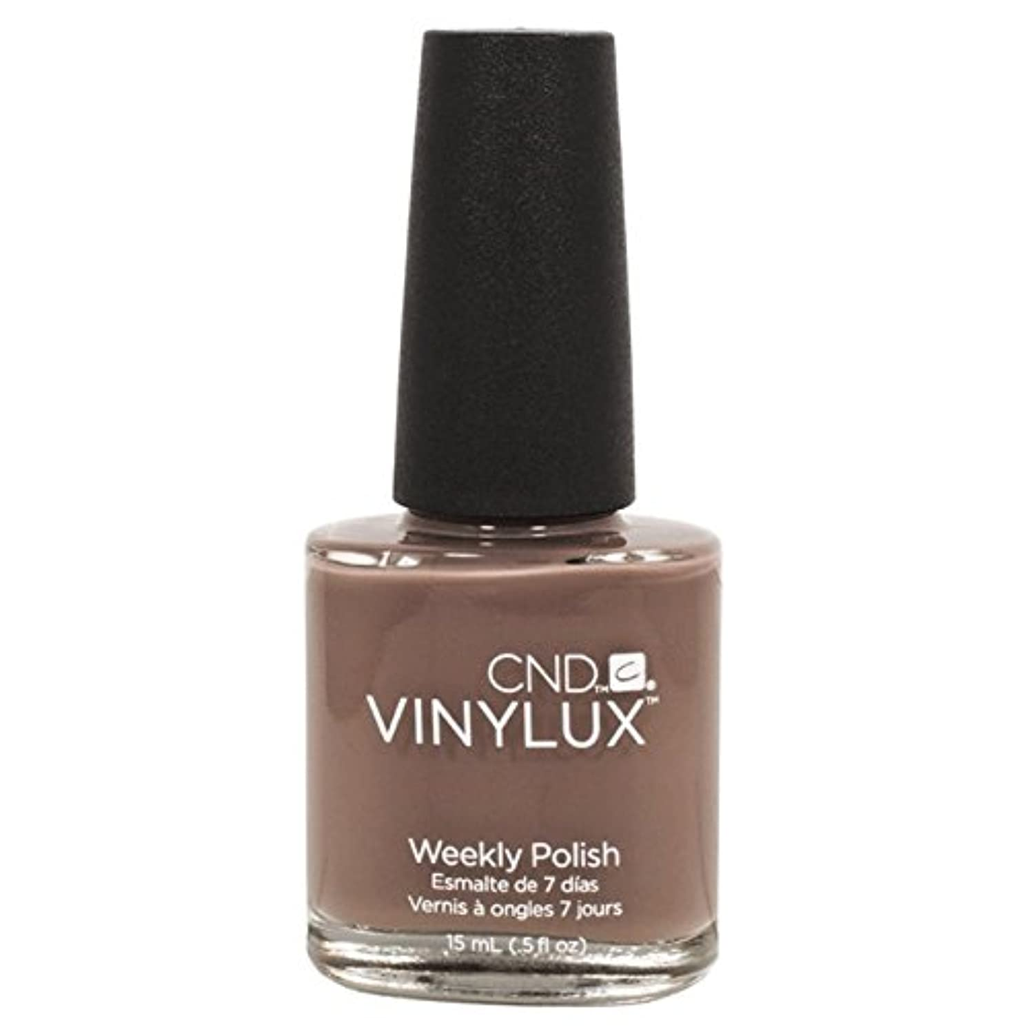 アテンダント行政満たすCND Vinylux Manicure Lacquer _ Rubble  #144 _15ml (0.5oz)