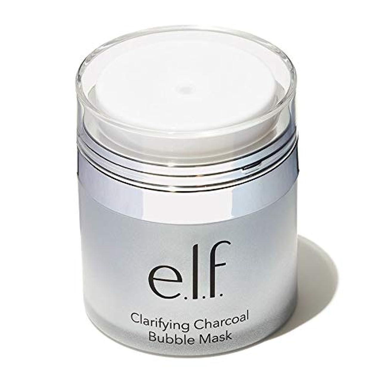 取り扱いベリービュッフェe.l.f. Clarifying Charcoal Bubble Mask (並行輸入品)
