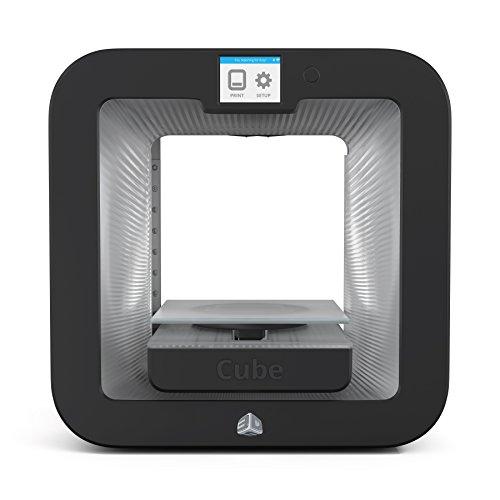 3D Systems 3Dプリンター Cube 3 グレー  CUBE-3G