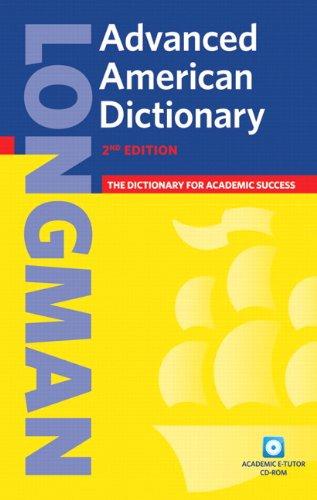 LONGMAN ADVANCED AMERICAN DICTIONARY (2E): CASED+CD-ROMの詳細を見る