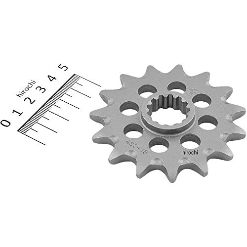JT スプロケット JT Sprockets フロント スプロケット 15T/520 82年-10年 KLX400、DR-Z400、DR350 249197 JTF432.15SC