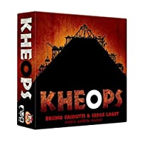 White Goblin Games WGG01517 Kheops Board Game [並行輸入品]