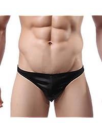 (ビグッド) Bigood メンズ 無地 パンツ ビキニブリーフ シンプル 男性用 肌着 インナーパンツ 下着 カジュアル アンダーウェア