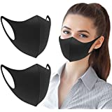 Tiamat+ 3 Pack Unisex Face Mask, Outdoor Anti-Haze Face Durable Breathable Lightweight Face Mask Shield Dust Mouth Mask