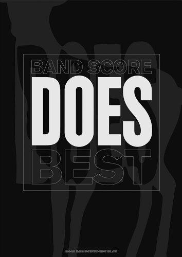バンド・スコア DOES BEST