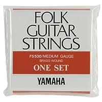 YAMAHA/ヤマハ FS-530×2 フォーク弦/ミディアム/セット弦×2(FS530)