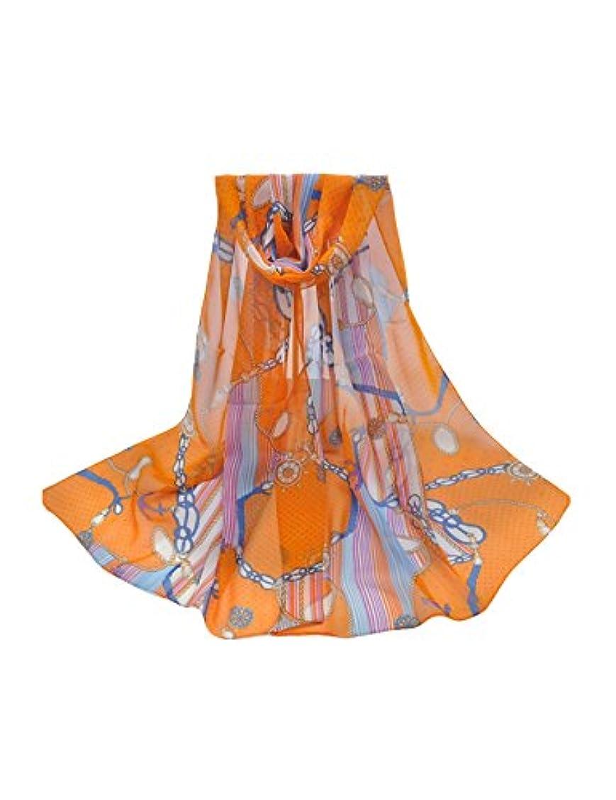 盗難才能のあるオークランド(ジュエシャンジ) Jueshanzj スカーフ 全20色 花柄 薄手 日焼け止め レディース