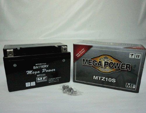バイク バッテリー CB900ホーネット 型式 BC-SC48 一年保証 HTZ10S 密閉式 TZ10