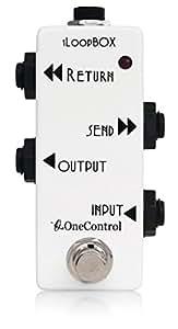 One Control ワンコントロール Minimal Series エフェクター スイッチャー 1 Loop BOX
