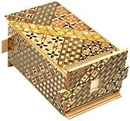 寄木細工 秘密箱35回+1仕掛け 小寄木