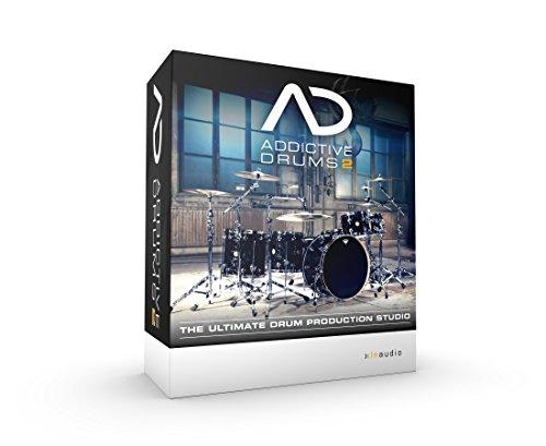 XLN Audio(エックスエルエヌ・オーディオ)『Addictive Drums 2』