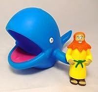 Beginners Bible のヨナ & 鯨 アクション フィギュア