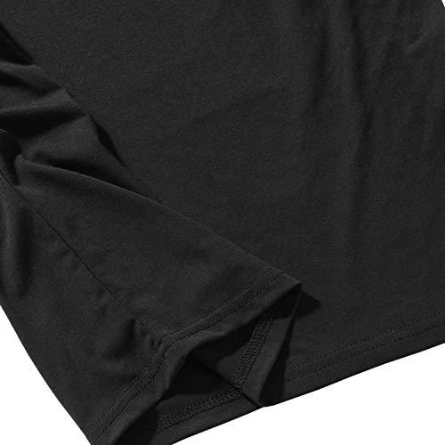 Black Maternity Tank Dress Ruched Sleeveless Maternity Dress Bodycon Midi Mama Dress