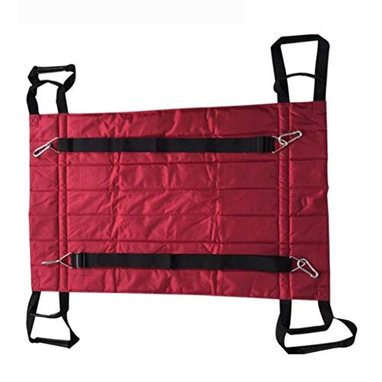 クリスマス進むショッキングトランスファーボードベルト車椅子スライド式メディカルリフティングスリングターナー患者ケア安全移動補助器具
