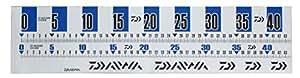 ダイワ(Daiwa) CPメジャーステッカー ブルー 925914