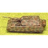 ドイツ 超重戦車 マウス 1/144 塗装済み完成品 German Pz.Kpfw Maus 1/144 Painted finished goods