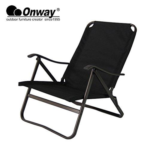 (オンウエー) Onway チェア ローチェア Low Chair BLK/OW-61-BLK onw-019