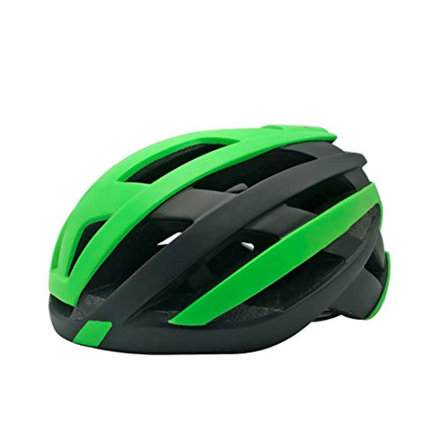奨励します収まるシリーズCAFUTY 屋外ライディングヘルメット、ポータブル安全ヘルメット、適用範囲:屋外サイクリング愛好家向けアダルト (Color : オレンジ, サイズ : L)