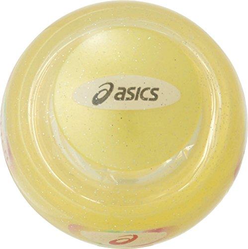 [해외] (아식스)ASICS 그라운드 골프 하이 파워 볼 아톰(Atom)샤인 GGL305 04P 펄 옐로우-