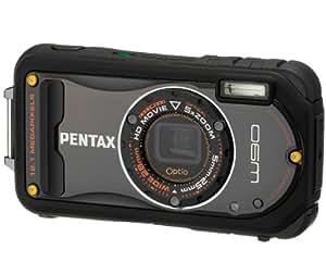 PENTAX 防水デジタルカメラ Optio W90 ブラック OPTIOW90B