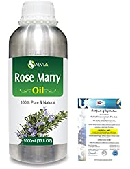 Rose Marry (Rosmarinus officinalis) 100% Natural Pure Essential Oil 1000ml/33.8fl.oz.