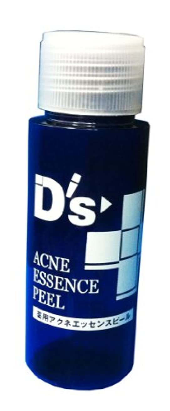 ティッシュ記述するコンクリートD's 薬用アクネエッセンスピール<化粧水>
