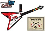 Otto's Axe: Wireless Guitar Hero Simpsons Controller for Playstation 2 (Ps2) by Solutions [並行輸入品]