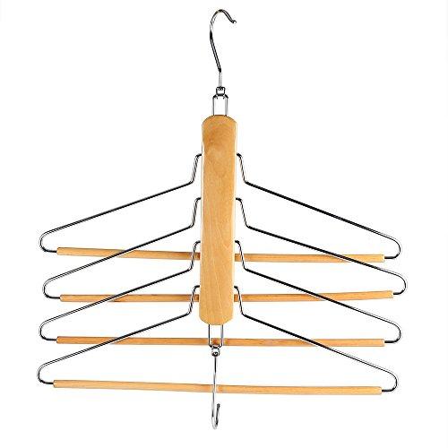 Bestool木製hangers-非スリ...