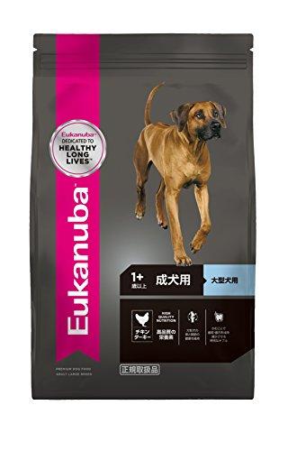 ユーカヌバ 健康維持用(メンテナンス) 大型犬種(大粒) 7.5kg
