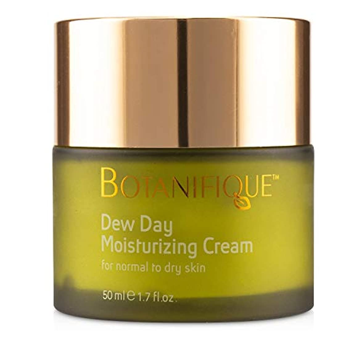 マーチャンダイザー店主移住するBotanifique Dew Day Moisturizing Cream - For Normal to Dry Skin 50ml/1.7oz並行輸入品