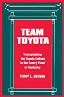 Team Toyota (Suny Series in the Sociology of Work): Transplanting the Toyota Culture to the Camry Plant in Kentucky