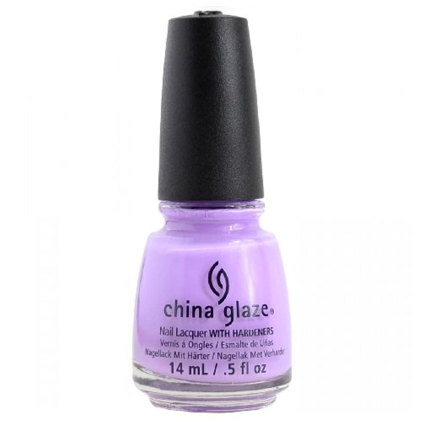 主タオル核CHINA GLAZE Nail Lacquer - Art City Flourish - Lotus Begin
