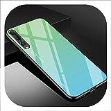 Huawei製カバーケース強化ガラス電話ケース、04、Nova 3iために、01、Nova2iために,06, Honor10liteために
