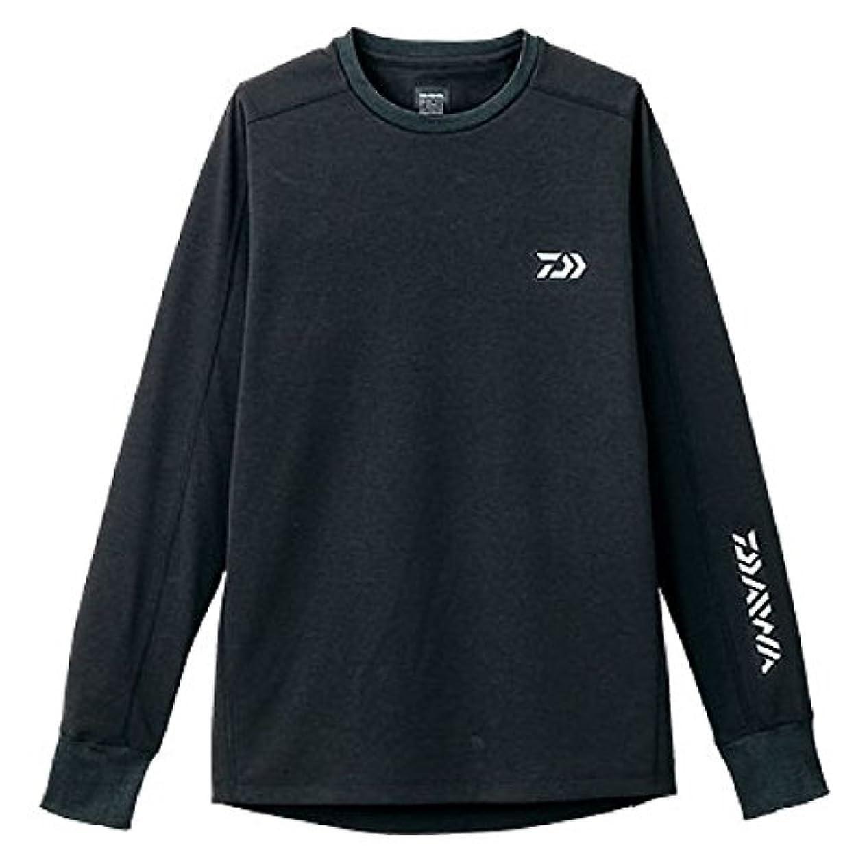 ダイワ BUG BLOCKER 防蚊ロングスリーブシャツ DE-5106 ブラック