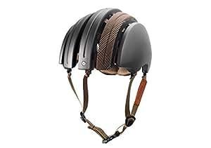 BROOKS ブルックス J.B. SPECIAL CARRERA FOLDABLE HELMET ヘルメット L GRY/BRN