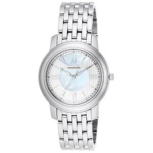 [ティファニー]Tiffany&Co. 腕時計 Mark シルバー/ホワイトパール文字盤 Z0046.17.10A91A00A レディース 【並行輸入品】