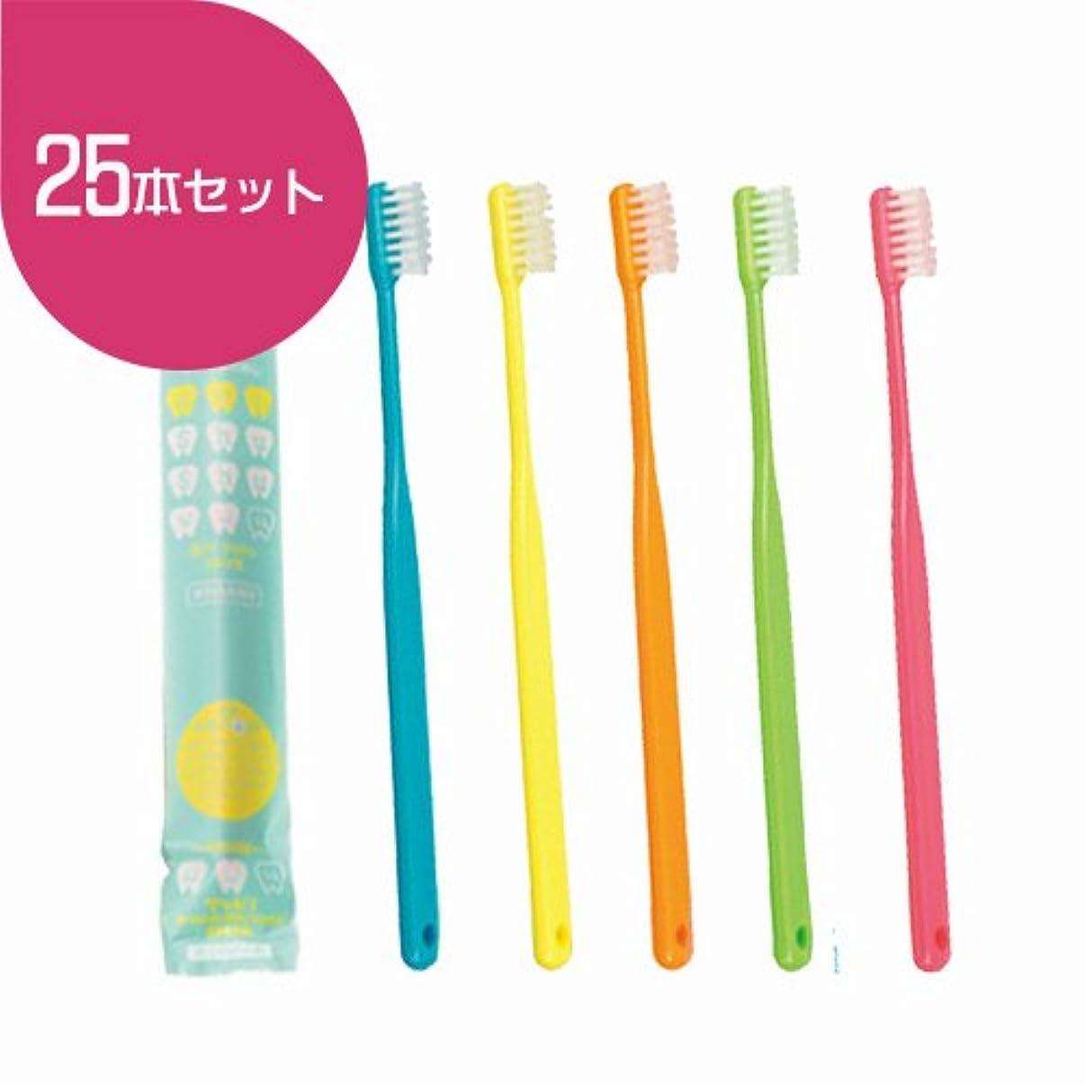 FEED(フィード) 占い!Shu Shu(うらないシュシュ)歯ブラシ×25本 (ふつう(M), 色はおまかせ)