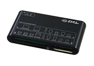 PLANEX microSD、メモリースティック マイクロ(M2)も直接挿せる 35メディア対応 USBカードリーダ PL-CR30U<BR>