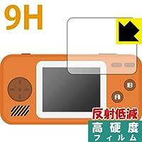 PET製フィルムなのに強化ガラス同等の硬度 9H高硬度[反射低減]保護フィルム ポケットプレイヤーシリーズ 日本製