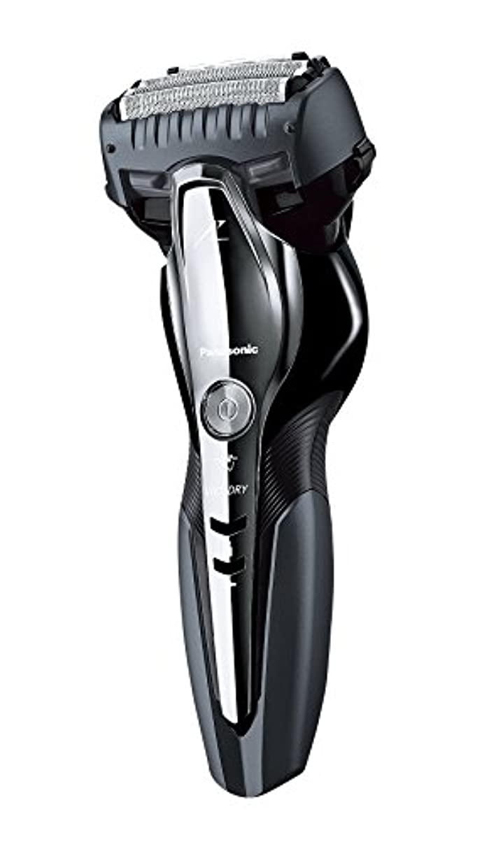 トラクターばかげた故意にパナソニック ラムダッシュ メンズシェーバー 3枚刃 お風呂剃り可 グレー ES-ST8P-H