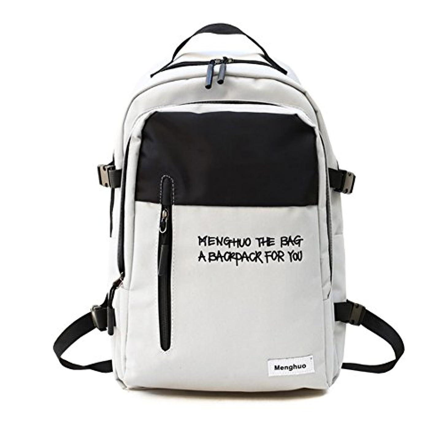 ご注意カンガルー大臣Menozo M470 ズック 大容量 高校生 リュックサック 通勤 レディース 通学 リュック メンズ バックパック