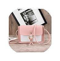 女性のためのバッグ2019高級ハンドバッグ女性バッグデザイナーボルサfeminina嚢メインファムボルソmujerクロスボディショルダー,Pink1