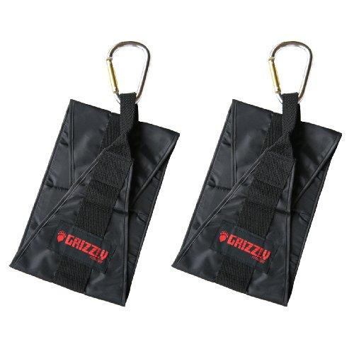 [해외]Grizzly Fitness 디럭스 Hanging Ab 스트랩/Grizzly Fitness Deluxe Hanging Ab Strap
