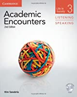 Academic Encounters LV 3 Student's Book Listening and Speaking with DVD (Life in Society, Level 3)