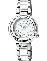 [シチズン]CITIZEN 腕時計 CITIZEN L エコ・ドライブ EM0327-84A レディース