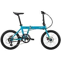 DAHON(ダホン) Horize Disc マリンブルー 2019年モデル ホライズディスク 20インチ 折りたたみ自転車