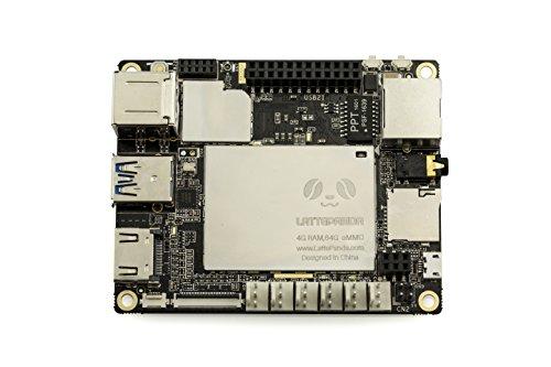 LattePanda 4G/64G - Win10開発板(デジタル ライセンス含まない)