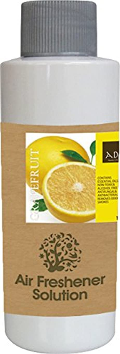 枯渇新着これらエアーフレッシュナー 芳香剤 アロマ ソリューション グレープフルーツ 120ml