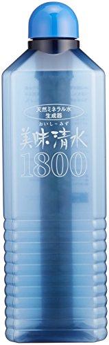 AnionWater 天然ミネラル水生成器 美味清水(おいしーみず) 1800ml