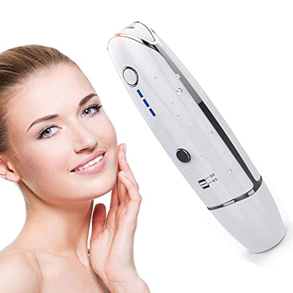 合わせて女将毎回美容スキンケアツールマイクロダーマブレーションデバイスにきび傷除去剤サロン&スパフェイストーニング